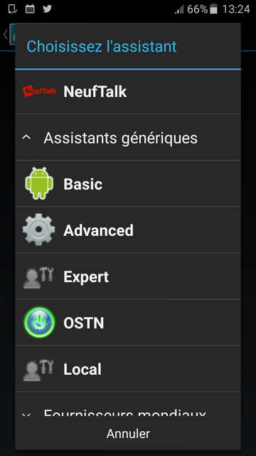 CSipSimple Android SIP Advanced
