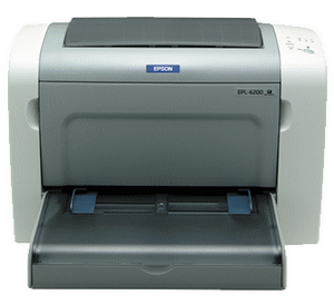 Photo de l'imprimante laser Epson EPL-6200