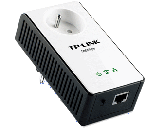 Photo de l'adaptateur CPL TP-LINK TL-PA551