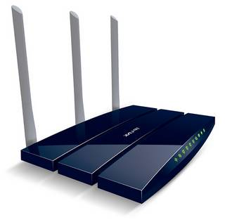 Photo routeur WiFi TP-LINK TL-WR1043ND
