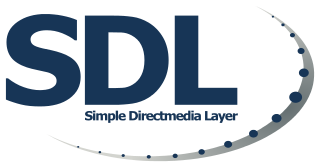 Logo SDL Simple DirectMedia Layer